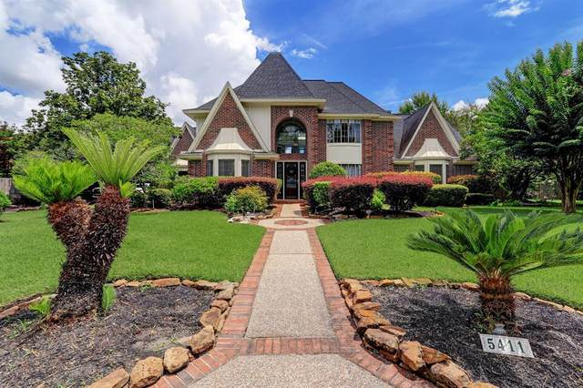 5411 Beaver Lodge Drive, Kingwood, TX 77345 (MLS #12980227) :: The Wendy Sherman Team