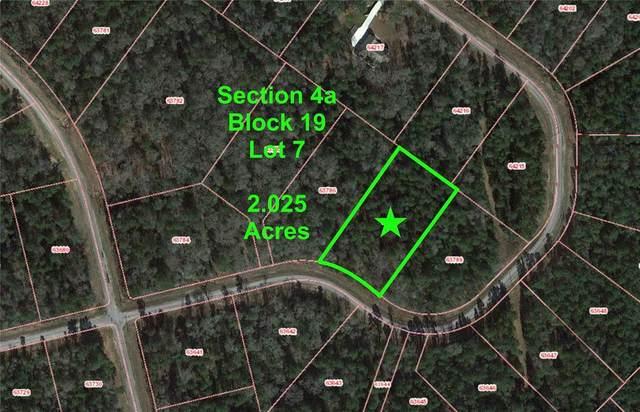 4a-19-7 Red Hawk Road, Huntsville, TX 77340 (MLS #12981859) :: Ellison Real Estate Team