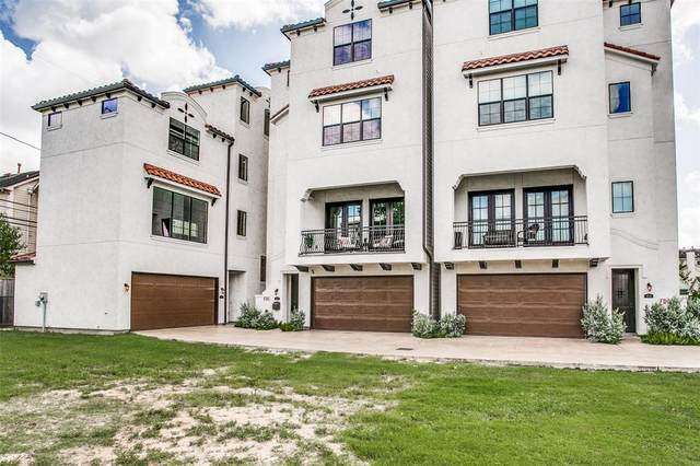 4220 Gibson Street, Houston, TX 77007 (MLS #12988363) :: The SOLD by George Team
