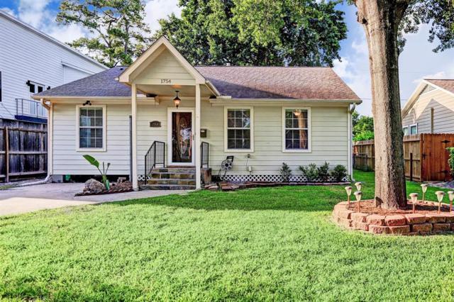 1754 Du Barry Lane, Houston, TX 77018 (MLS #12993534) :: Giorgi Real Estate Group