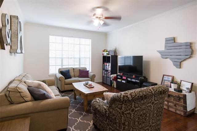 2255 Braeswood Park Drive #182, Houston, TX 77030 (MLS #12996259) :: Texas Home Shop Realty