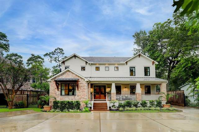 524 W 32nd Street, Houston, TX 77018 (MLS #13000584) :: All Cities USA Realty