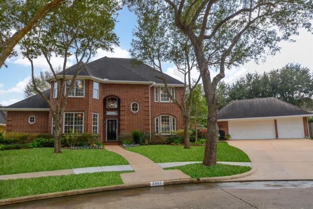 3907 Oakmont Court, Sugar Land, TX 77479 (MLS #13005468) :: The Jennifer Wauhob Team