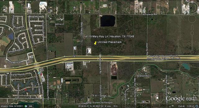 0 Mlk Blvd @ Sam Houston Parkway, Houston, TX 77048 (MLS #13010417) :: Magnolia Realty
