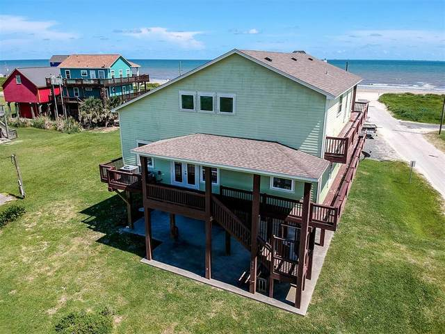 2020 Idyle View View, Crystal Beach, TX 77650 (MLS #13029094) :: The Wendy Sherman Team