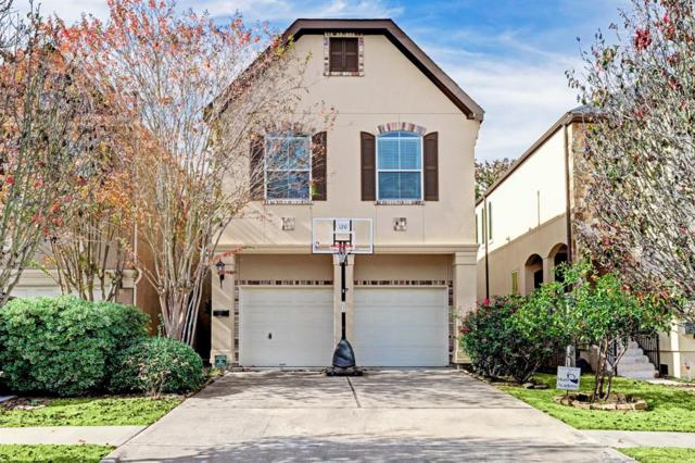 128 White Drive, Bellaire, TX 77401 (MLS #13046704) :: Texas Home Shop Realty