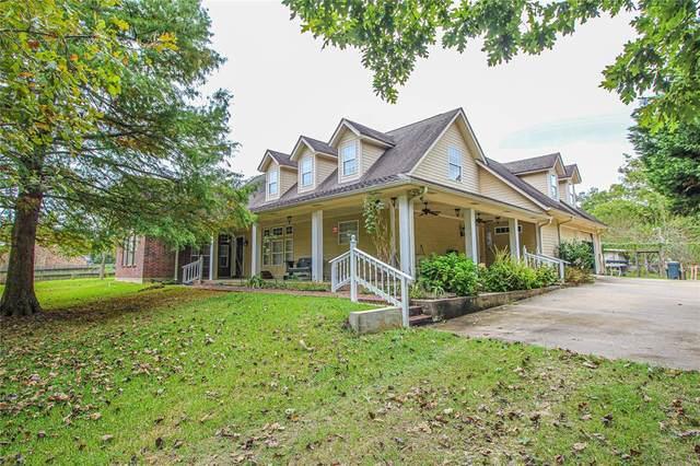 139 Berts Farm Road, Livingston, TX 77351 (MLS #13049931) :: Caskey Realty