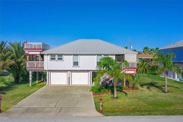 16514 Jean Lafitte Road, Jamaica Beach, TX 77554 (MLS #13057802) :: Christy Buck Team