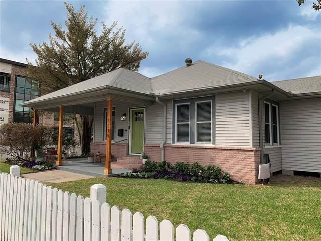 1135 Omar Street, Houston, TX 77009 (MLS #13066717) :: The Sansone Group