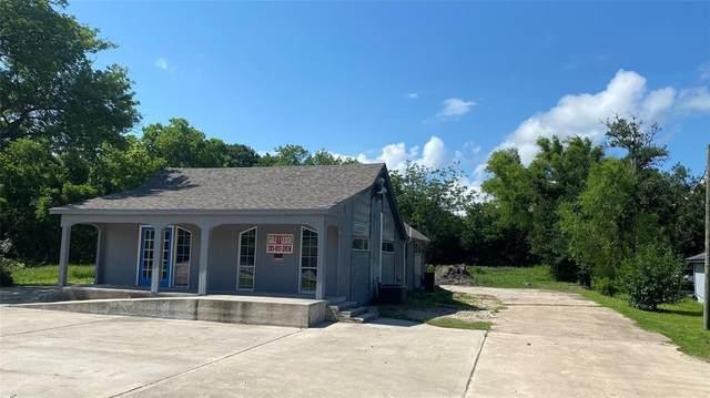 1710 W Cedar Bayou Lynchburg Road, Baytown, TX 77521 (MLS #13070566) :: Front Real Estate Co.