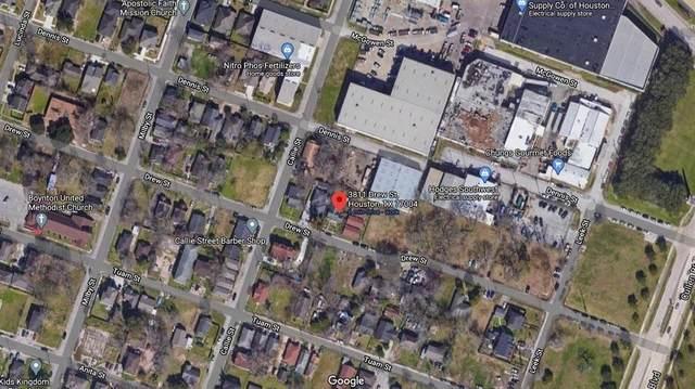 3811 Drew Street, Houston, TX 77004 (MLS #13073651) :: Bray Real Estate Group