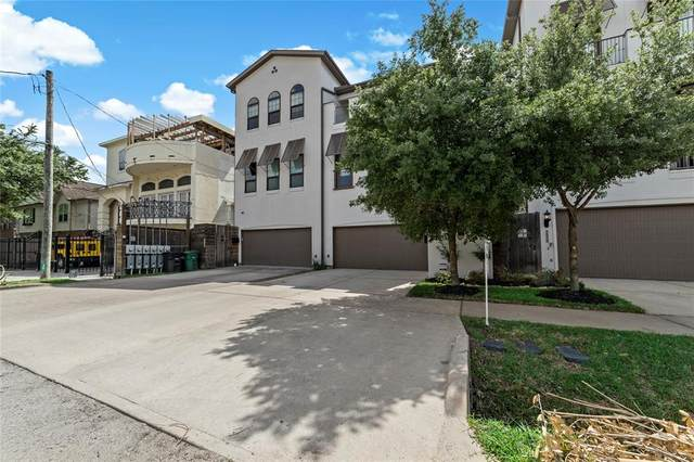 1516 Cohn Street, Houston, TX 77007 (MLS #13084457) :: The Freund Group