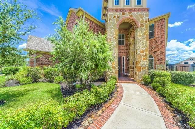 5506 Pointed Leaf Drive, Missouri City, TX 77459 (MLS #13093108) :: The Sansone Group