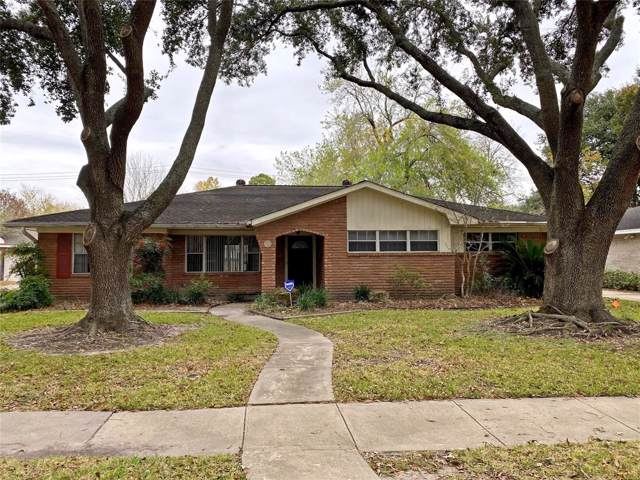 5458 Edith Street, Houston, TX 77096 (MLS #13103143) :: The SOLD by George Team