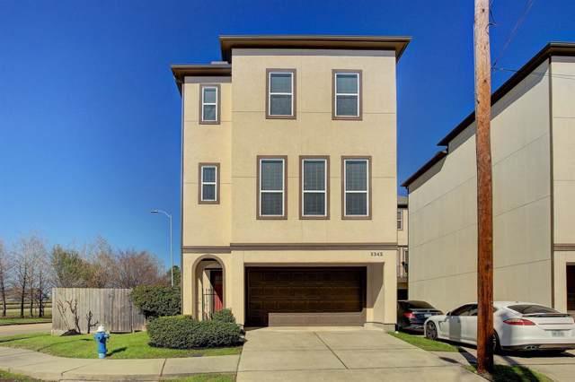 5342 Kiam Street, Houston, TX 77007 (MLS #13104900) :: The Jennifer Wauhob Team