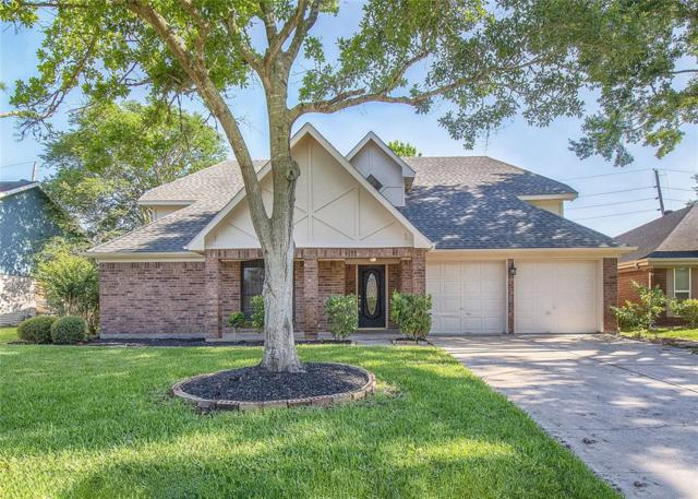 4103 Bentley Drive, Pearland, TX 77584 (MLS #13106125) :: The SOLD by George Team