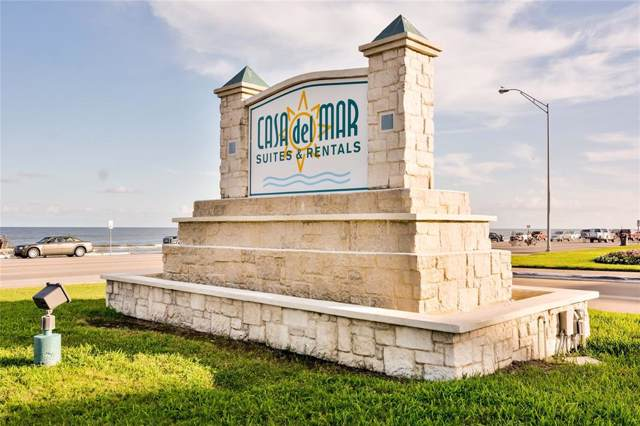 6102 Seawall Boulevard #174, Galveston, TX 77551 (MLS #13112753) :: Green Residential