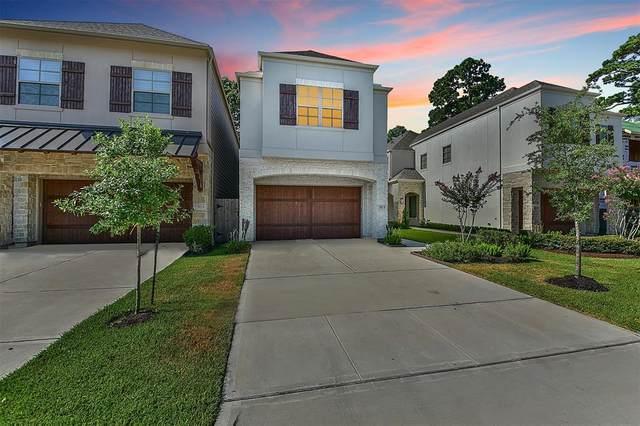 7811 Janak Drive B, Houston, TX 77055 (MLS #13117641) :: Ellison Real Estate Team