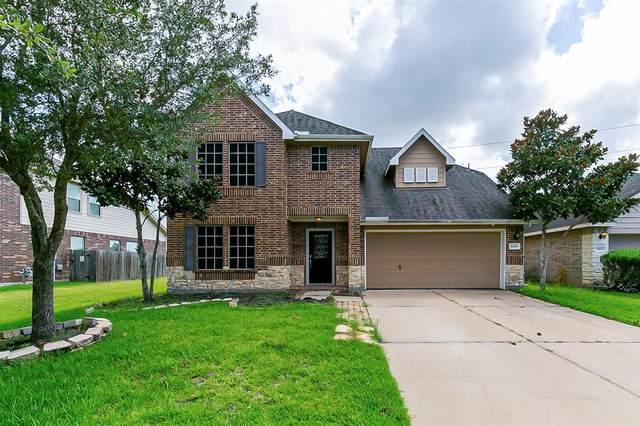 5405 Lilac Grove Lane, Rosharon, TX 77583 (MLS #13122762) :: The Home Branch