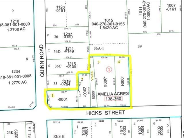 4 Lots- Quinn Rd At Hicks, Tomball, TX 77375 (MLS #13125744) :: Texas Home Shop Realty