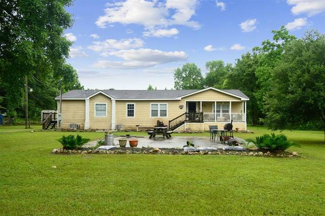 63 County Road 3470 North N, Cleveland, TX 77327 (MLS #13127873) :: All Cities USA Realty