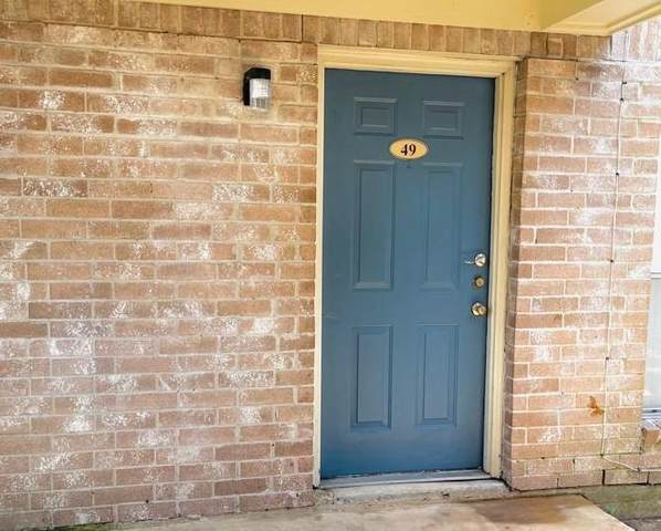 3900 Woodchase Drive #49, Houston, TX 77042 (MLS #13132664) :: Parodi Group Real Estate