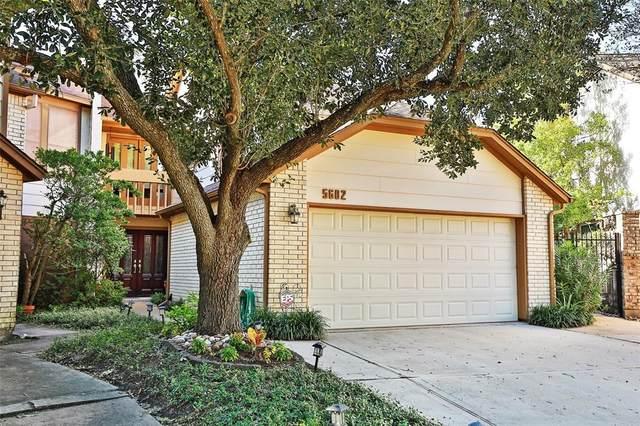 5602 Saint Paul, Bellaire, TX 77401 (MLS #13136620) :: Giorgi Real Estate Group