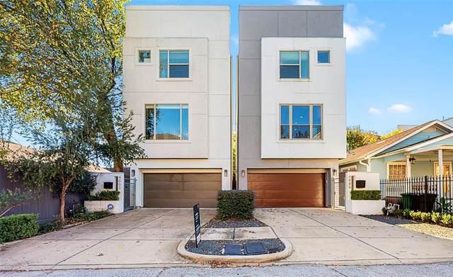 4003 Gibson Street, Houston, TX 77007 (MLS #13141056) :: Giorgi Real Estate Group