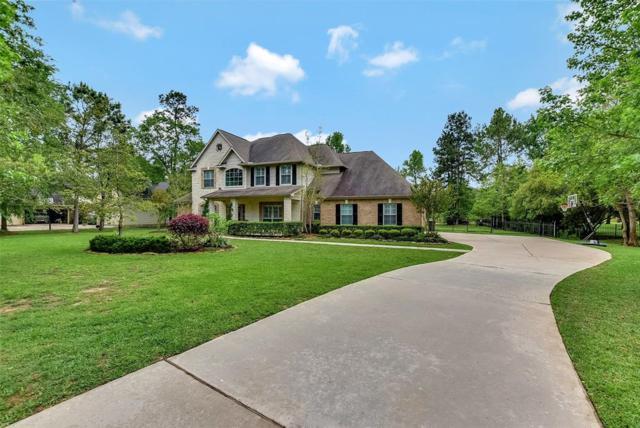 12227 E Border Oak Dr Drive, Magnolia, TX 77354 (MLS #13148013) :: Texas Home Shop Realty