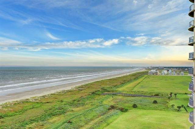 801 E Beach Drive Bc1108, Galveston, TX 77550 (MLS #13153372) :: Texas Home Shop Realty