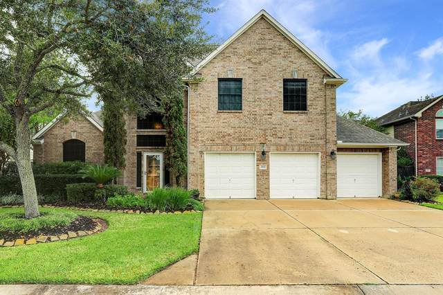 206 Walnut Cove Lane, Pearland, TX 77584 (MLS #13158553) :: My BCS Home Real Estate Group