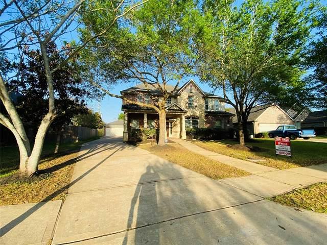 222 Haven Brook Lane, Richmond, TX 77406 (MLS #13171507) :: The Sansone Group