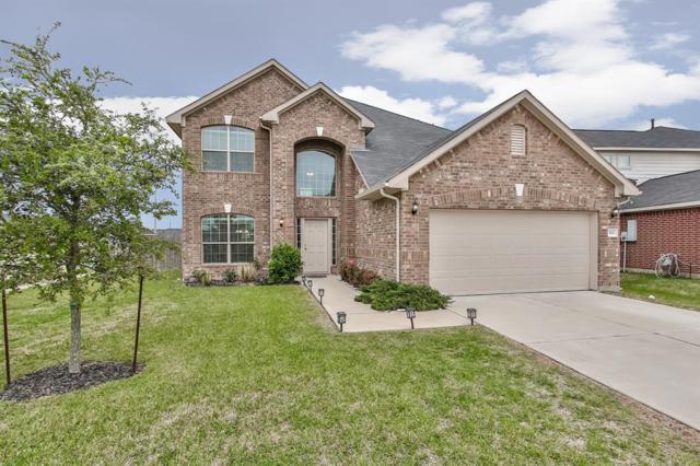 302 Lake Rim Drive, Rosenberg, TX 77469 (MLS #13173188) :: The Johnson Team