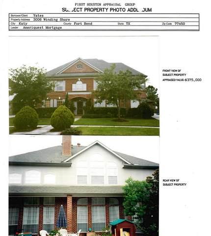 3006 Winding Shore Lane, Katy, TX 77450 (MLS #13176314) :: NewHomePrograms.com