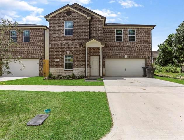 201 Danna Lane C, Houston, TX 77009 (MLS #13195460) :: The Heyl Group at Keller Williams