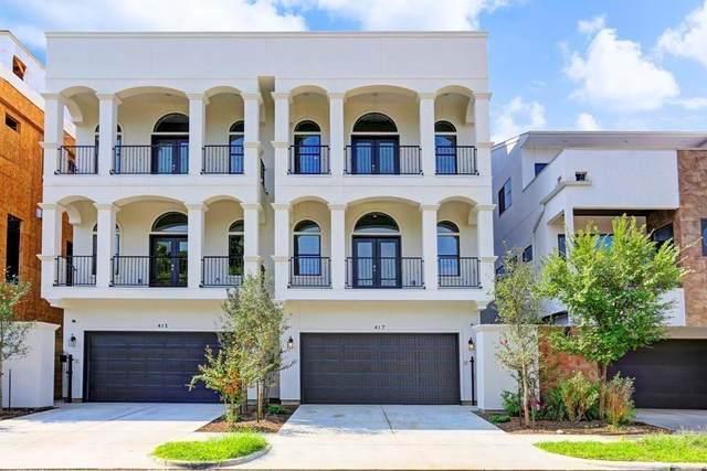 417 W Bell Street, Houston, TX 77019 (MLS #13198850) :: Lerner Realty Solutions
