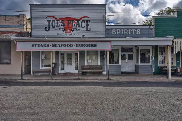 120 N Live Oak Street, Fayetteville, TX 78940 (MLS #13199195) :: Phyllis Foster Real Estate