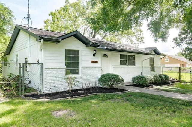 14015 Ambrose Street, Houston, TX 77045 (MLS #13205534) :: The Wendy Sherman Team