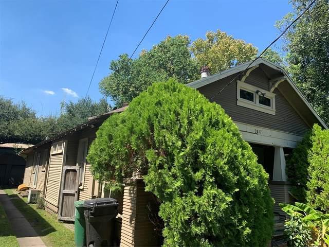 2617 Beauchamp Street, Houston, TX 77009 (MLS #13220032) :: Connect Realty