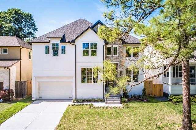 2314 Gardenia Drive, Houston, TX 77018 (MLS #13234516) :: The Jennifer Wauhob Team