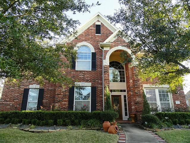 14003 Coral Bean Drive, Sugar Land, TX 77498 (MLS #13237145) :: Caskey Realty