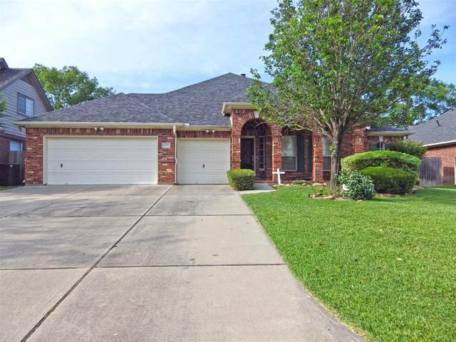 13634 Lakeside Place Drive, Willis, TX 77318 (MLS #13237374) :: Connect Realty