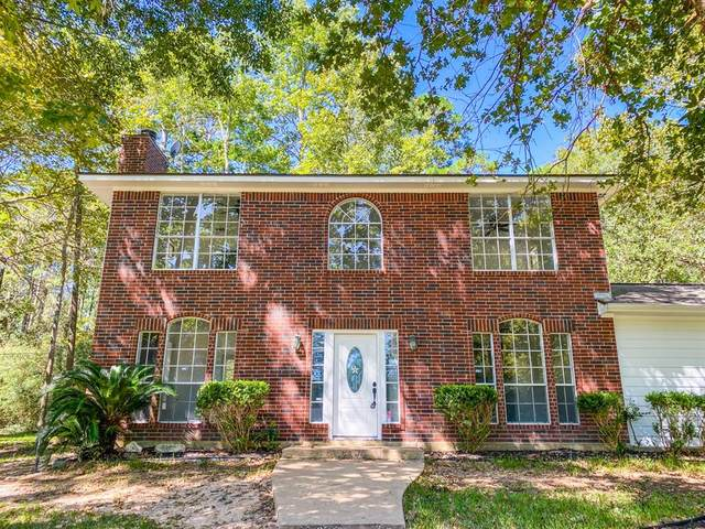 2208 W Greenbriar Drive, Huntsville, TX 77340 (MLS #13249000) :: My BCS Home Real Estate Group