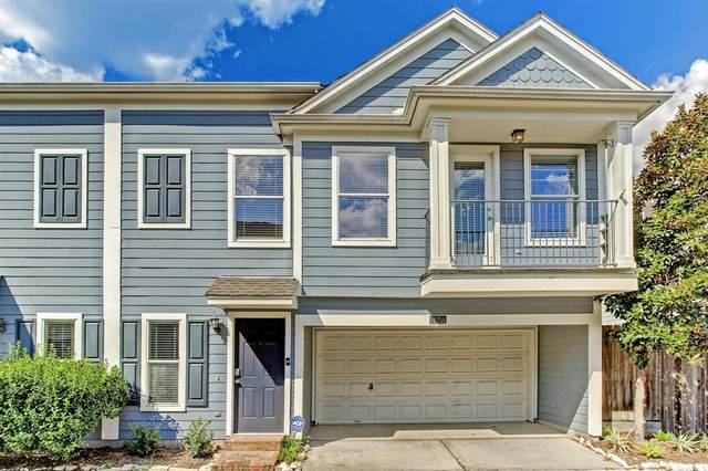 1425 W 26th Street A, Houston, TX 77008 (MLS #13252969) :: The Home Branch