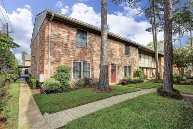 515 Tallowood Road #32, Houston, TX 77024 (MLS #13260728) :: See Tim Sell