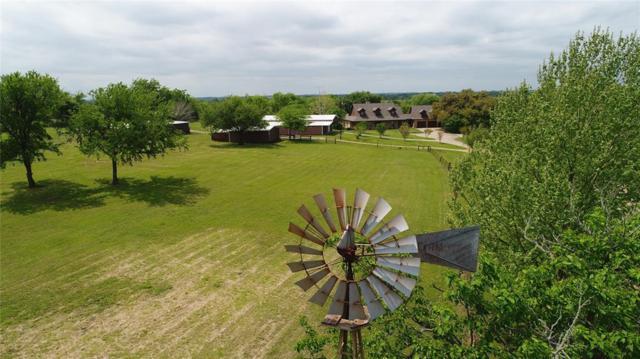 6055 Quebe Road, Brenham, TX 77833 (MLS #13262912) :: Team Parodi at Realty Associates