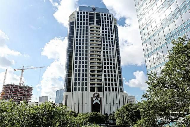 1409 Post Oak Boulevard #2103, Houston, TX 77056 (MLS #13263647) :: Green Residential