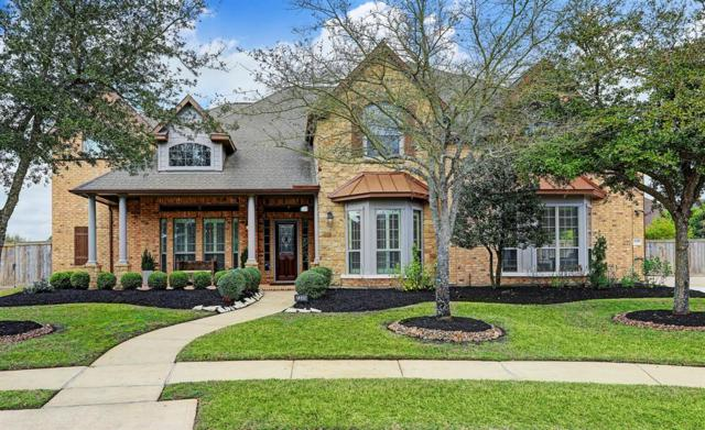 2306 Shady Cove, Pearland, TX 77584 (MLS #13268782) :: The Kevin Allen Jones Home Team