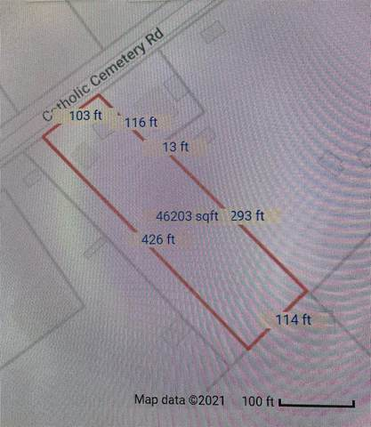 0 Catholic Cemetery Road, George West, TX 78022 (MLS #13289913) :: Rachel Lee Realtor