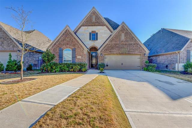 16814 Ellicott Rock Drive, Humble, TX 77346 (MLS #13291887) :: The Bly Team